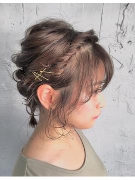 neroli 【ネロリ】【池袋 西口徒歩3分】 ショートヘアアレンジ