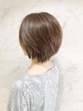 30代40代にも人気のショート☆トップふんわりくびれショート☆ ミセス.6
