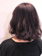 【neolive tiaLa/下北沢】ボルドーカラーと低温デジタルパーマ 秋色.53