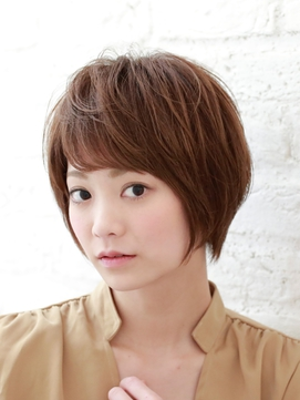 【Maison Magnifique】×田草川 大人可愛い小顔ショート
