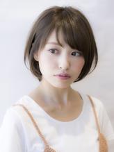 「THE C 海老名」大人女子の暗髪、艶髪ショート・小顔になる前髪 50代.39