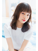 【HONEY表参道】クラシカルミディ×ボルドーブラウン(RIEKO).49