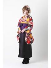 ☆卒業式 袴スタイル☆ (袴着付+ヘアセット¥12960)池袋 卒業式.32