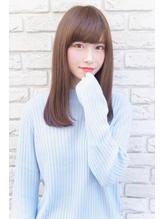 《LAGOON》キレイ曲線ストレート☆大人可愛いワンカールロブ.2