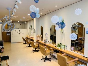 べラミ美容室(静岡県三島市/美容室)