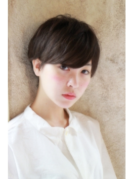 【+~ing deux】大人可愛いタイトショート☆