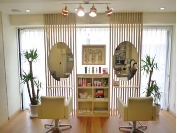 ヘア アトリエ モテナ(hair atelier motena)