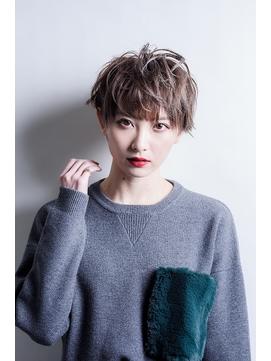クールショート/ハンサムショート/モテ髪カタログ