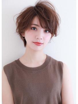 『PD神戸』【海口裕】大人可愛い☆ナチュラルショートスタイル☆