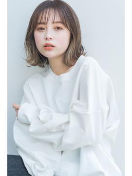 【Un ami】《増永剛大》10代~40代に人気/外ハネパーマボブ