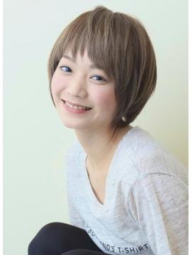 【Eleanor新宿】大人すっきりマッシュショート(加藤静華)