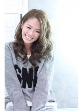 【Rose】外国人風☆ラフウェービーセミディ