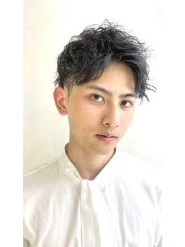 """""""松田翔太風 ツイストショート"""""""