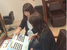 髪にイイコト、教えちゃいます☆美髪をKEEPする為に、アナタの髪質や状態に合わせたケア方法があります♪