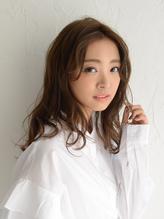 愛されスタイル定番☆ふんわりセミディ【EARTH田町店】.22
