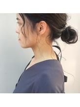 うぶ毛カラー×パーマ<< BROOCH CHIAKI>>.43