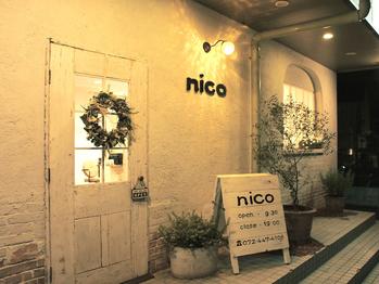 ニコ 熊取 (nico)(大阪府泉南郡熊取町/美容室)
