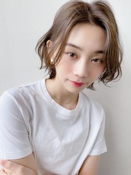 [K-two青山]前髪の長さで美人度UP!オトナっぽスタイル