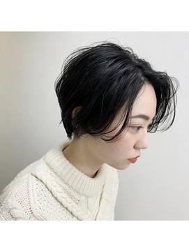【Unmillime】《小野寺翼》ハンサムショート/かき上げ前髪
