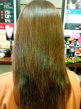 年齢ごとの髪の変化にも対応*髪質に合わせてオーダーメイドケア出来るので思い通りの仕上がりに…。