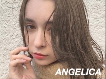 アンジェリカ ハラジュク(Angelica harajuku)(東京都渋谷区/美容室)