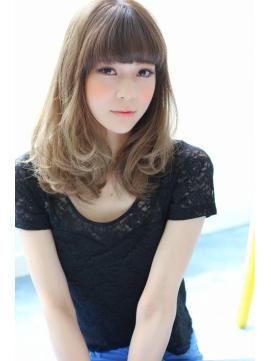 【 Sweet Style 】ふんわりパーマセミディ【4/6 OPEN!!】