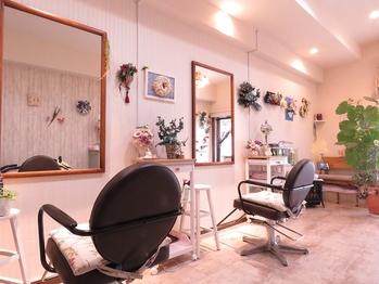 40代大人女性にぴったりな美容院 美容室ぷちはうす