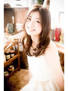 【ohana/表参道】大人キレイな最旬セミロング☆☆☆
