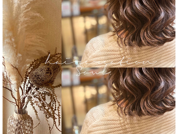 ヘアクリエイションソウル(Hair creation Sowl)(愛媛県松山市/美容室)