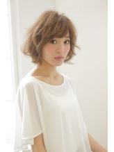 【Lee Vita】大人かわいい☆ふわボブ ブラウンアッシュ.51