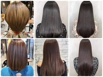 アース 東松山店(HAIR&MAKE EARTH)の写真