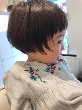 2020年春 ショート キッズのヘアスタイル ヘアアレンジ 髪型一覧