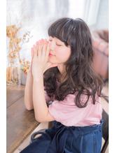 ピンクショコラのクラシカルカール☆ .24