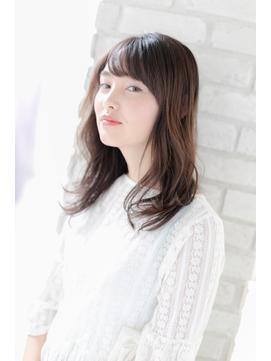 【canon 下北沢】大人かわいいは我慢しない!抜け感・毛先パーマ