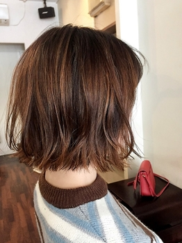 ヘア チョコレート (Hair Chocolate)
