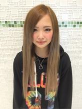 ☆ダブルカラー&エクステ 冬色.1