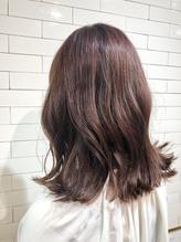 【EIGHT原宿】川上 美髪 × カシスブラウン.24