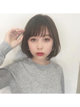 ひし形シルエットの大人ミディアム2020  春夏 EMMA NAOMI