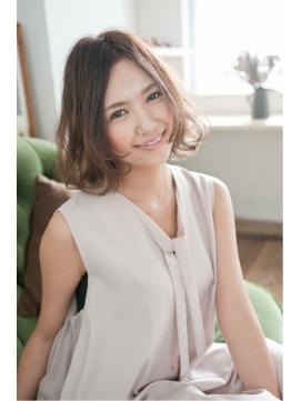 ☆シフォンボブ☆【olive for hair】03-6914-0898