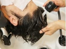 毛穴に詰まった汚れをスッキリさせ、頭皮の活性化◎スタイルだけでなく内側から綺麗を手に入れよう♪