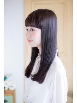 透明感オーガニックカラー+髪質改善×南浦和×白髪染めでも◎