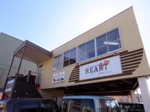 ヘアーメイク ハート(hair make HEART)の店内画像