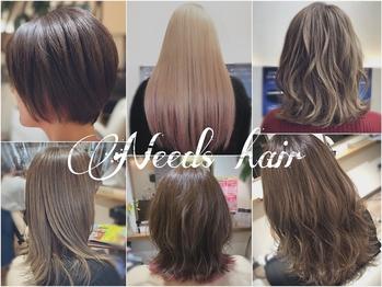 ニーズヘアー(Needs hair)(大阪府大阪市東淀川区)