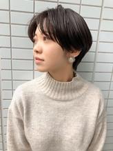 【松根ショート】ハンサムマニッシュショート×ブランジュ.13