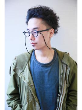 【croix】  Men's wave style×セミウェット