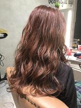 髪質改善 レッドブラウン ビターブラウン .12
