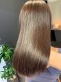 縮毛矯正/髪質改善/イルミナカラー/tokioトリートメント