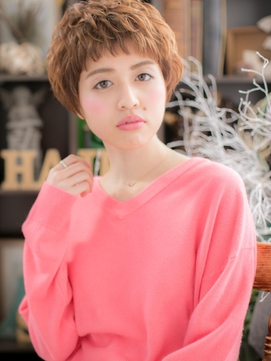 *+COVER HAIR+*…大人専用!上級ショートd