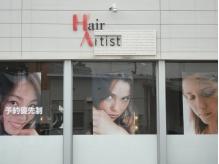 ヘアーアーティスト(HairArtist)