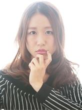 ラフ☆抜け感☆フェミニンロング .50